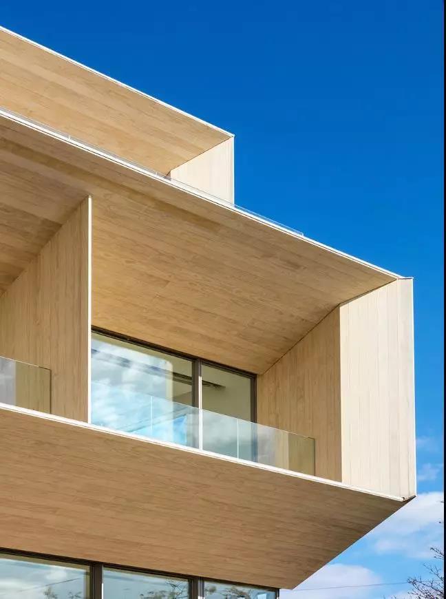 威盾、铝包木、实木窗、别墅 (4)
